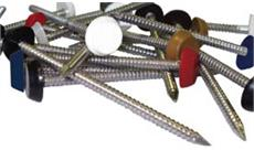 Plastic Headed Pins and Nails