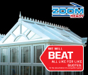 Zoom Ready Conservatory Roofs