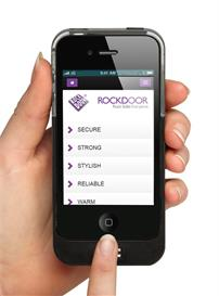 Rockdoor Mobile Website