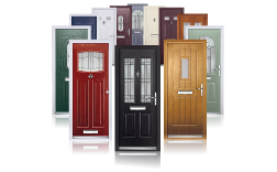 A-Rated Composite Doors