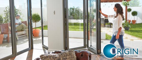 Origin Bi Folding Doors Amp Windows Gap Ltd