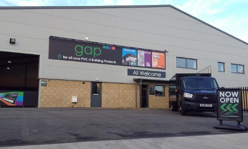 Gap Depot Hull
