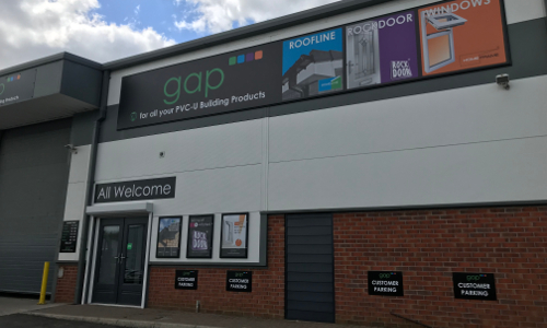 GAP Blackburn