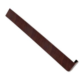 Square Fascia Joint 300mm Rosewood