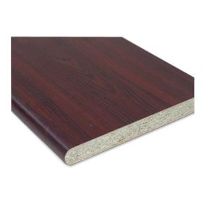 Laminated Window Cills Rosewood