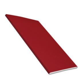 9mm Soffit Board Wine Red