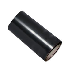 Round Downpipe 2.5 Mtr Black