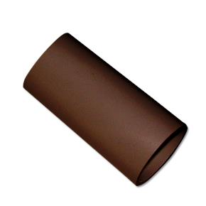 Round Downpipe 5.5 Mtr Brown