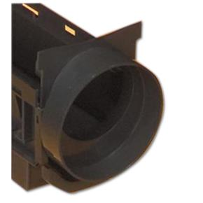 110mm Domestic Channel Drainage End Outlet