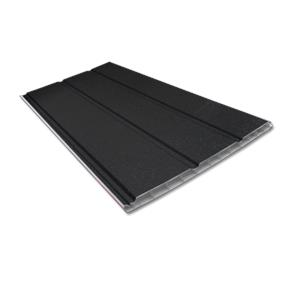 300mm Hollow Soffit Black Ash