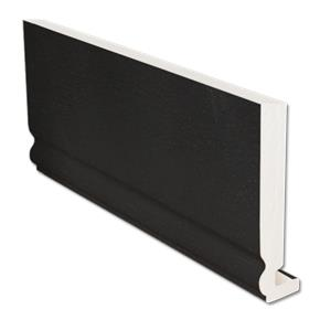 16mm Ogee Fascia Black Ash