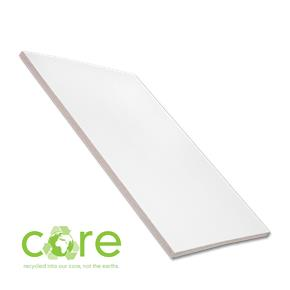 9mm Eco Soffit Board White